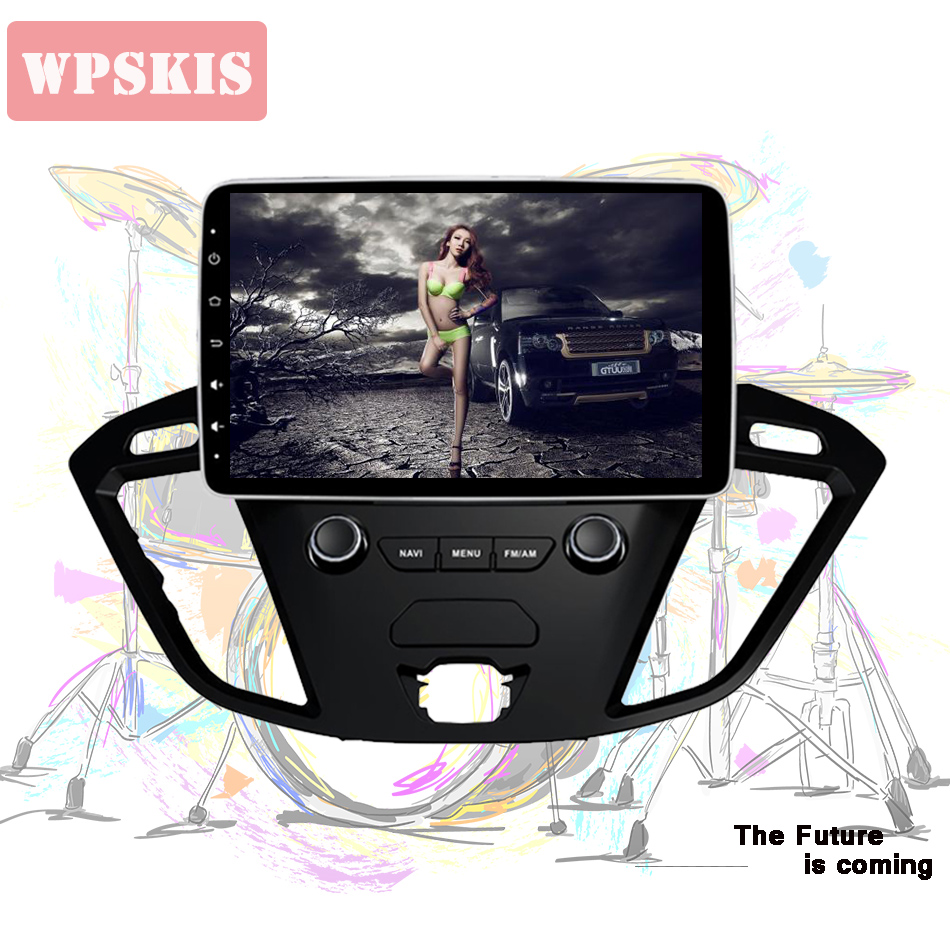 8 core Android 9 0 Car DVD CD Player For FORD Transit 150 250 350 350HD