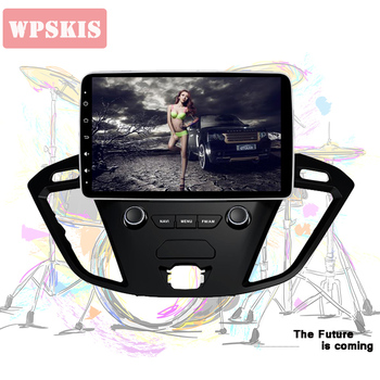 8 core Android 9.0 Car DVD CD Player For FORD Transit 150/250/350/350HD Tourneo 2013+ stereo GPS navigation multimedia CD Audio