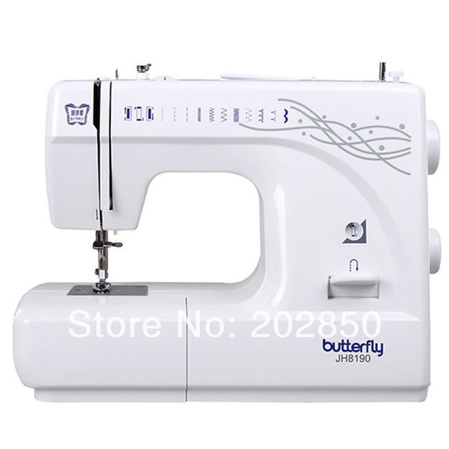 Online Shop Free Shipping Butterfly Household Sewing Machinemulti Magnificent Butterfly Sewing Machine