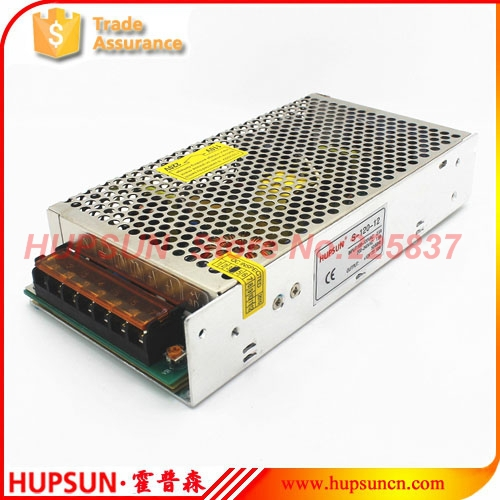 led power supply 120w S-120 SMPS dc power switch source 12v 10A 24v 5A switching power supply fonte chaveada LED driver s 120 12 china hot selling 12v dc 120w switching power supply 12 volt 120w dc power supply