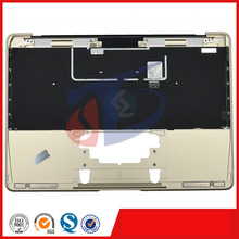 2016year gold original for macbook 12inch retina A1534 keyboard topcase topcover Palm Rest without touchpad
