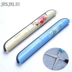 Creative Kawaii Pen Plastic Scrapbooking Scissors For Kids Gift Home Decoration Novelty Item School Handicraft Diy Scissor
