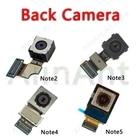 For Samsung Galaxy Note 2 N7100 Note 3 N900 N9005 Note 4 N910F N910C Note 5 N920 Back Main Big Rear Camera Flex Cable Repair