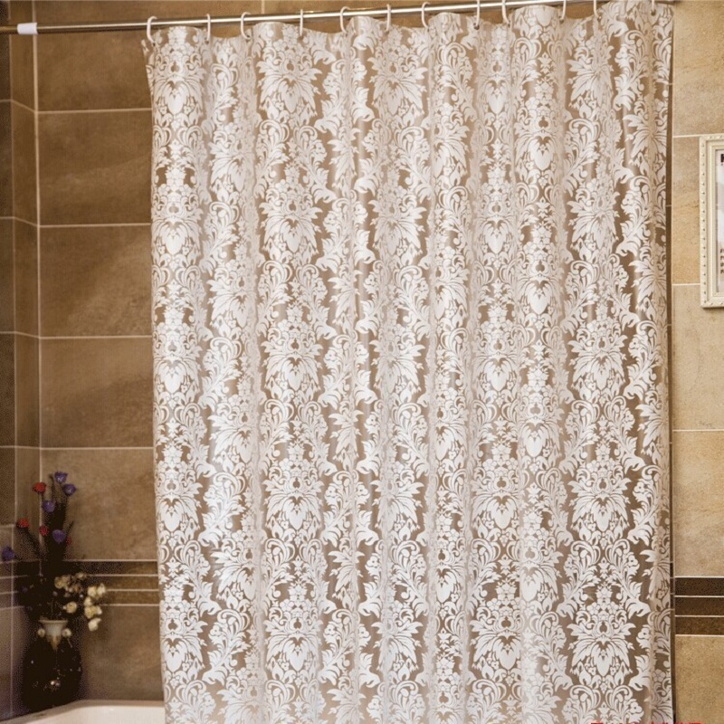Magnificent Your Own Shower Curtain Online Images - Bathroom with ...