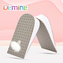 Height Increase Insole Lift for Men Women Half Increased Pads EVA Breathable Invisible Heel Taller Shoe Sole Cushion Inserts Pad