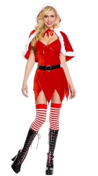 Women costume Sexy christmas