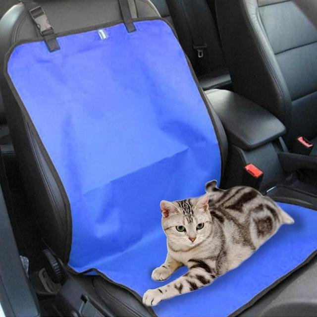 Water-proof Pet Carriers Car Seat Cover Dogs Cats Puppy Seat Mat Blanket Blanket Travel Accessories Auto Seat Covers Cushion Mat