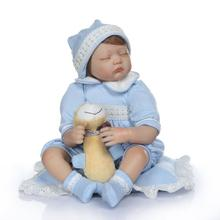 NPKCOLLECTION NPK New Reborn Baby Doll Silicone Doll Bebe Reborn Corpo de Silicone inteiro Realista Girl Toy Juguetes Brinquedos pursue silicon full body soft reborn baby doll with blue eyess bebe reborn silicone realista bonecas reborn de silicone inteiro