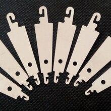 """YZ 10 шт. стальной крючок для заводки нитей с Крючковой иглой помощь для ручной швейная лента вышивка крестик х строчка кружева """"сделай сам"""" набор для шитья"""