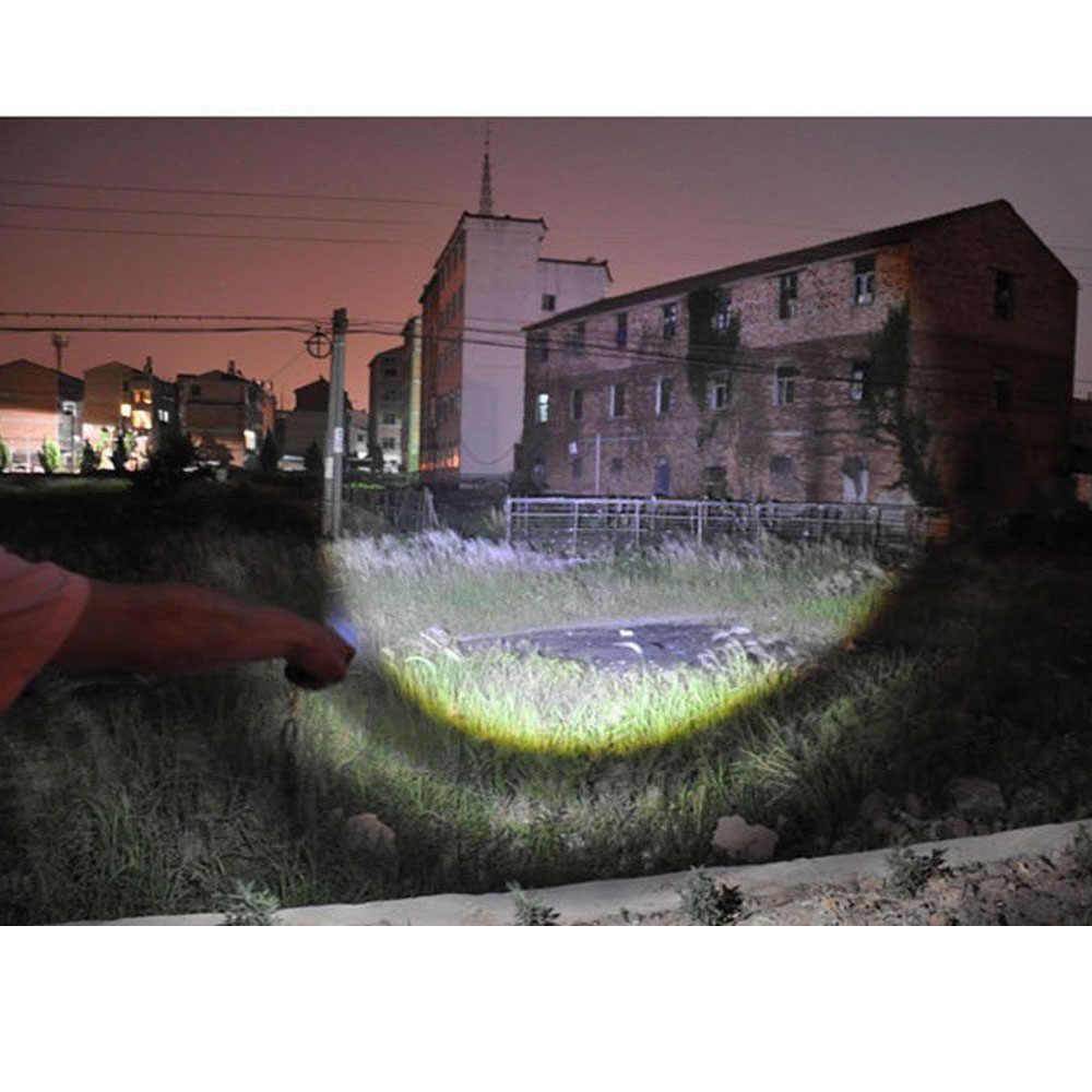 2018 светодио дный Новый светодиодный фонарик фонарь a светодио дный de LED linternas факел 2000 лм Zoomable лампа мини фонарик светодио дный светодиодный свет фонарь мотоцикл светильник z94