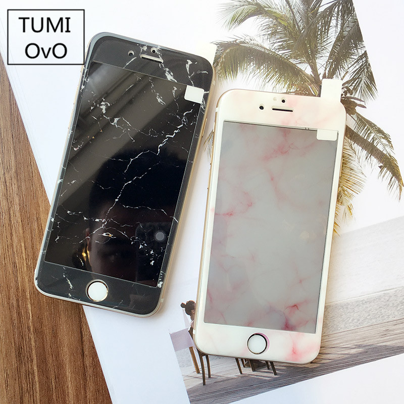 Aliexpress.com : Buy Cool Marble Pattern Tempered Glass
