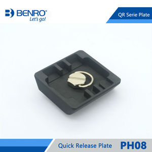 Image 4 - Benro PH08 Quick Release Plate Professional Aluminum PH 08 Plate For Benro BH0 BH1 HD1 Head Free Shipping
