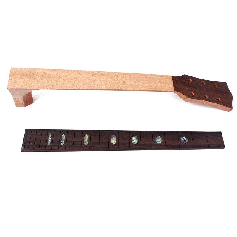 Musical Instrument Accessories Wooden Guitar Accessories Folk Pop Guitar Neck Rosewood Fingerboard homeland musical instrument wooden acoustic guitar accessories fretboard folk guitar neck
