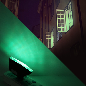 Image 3 - LED TV 시뮬레이터 타이머 기능이있는 가짜 TV 도난 방지 도난 방지 홈 보안 장치