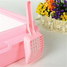 Enclosed Closed Large Cat Litter Box Health Supplies Animal Good Pet Dog Toilet For Cats Letter Box Tray Restroom Sand QQM2368