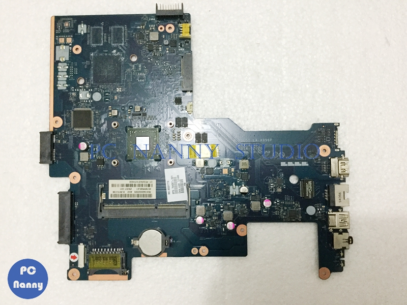 NOKOTION 764267-501 for HP 15-G 15-H laptop Mainboard Motherboard w/ E1-6010 1.35Ghz ZS051 LA-A996P