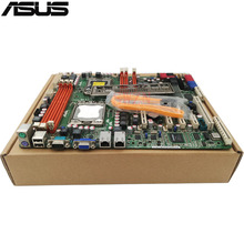 original Used Server motherboard For ASUS Z8NA-D6 5500 Support Socket 1366 Maximum DDR3 UDIMM 24GB RDIMM 48GB SATA2 ATX