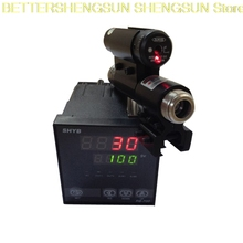 Free shipping  Infrared laser sight sensor temperature 0-1200 degree