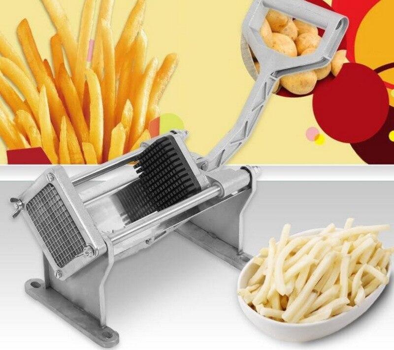 Ручные ножи для картофеля фри ручной для производства резки картофеля полоски, сладкие картофельные полоски быстрый и удобный резак