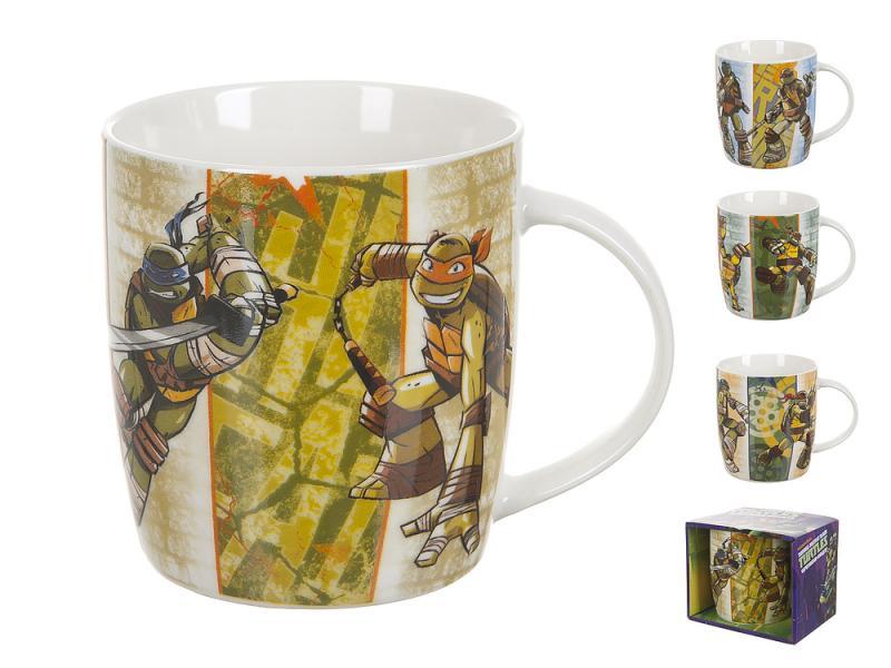 цена на Mug ENS, Teenage Mutant Ninja Turtles, 375 ml