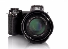 POLO SHARPSHOTS D3300 digital Camera 16MP CMOS Sensor 3.0 LTPS LCD screen HD 720P Video camcorder Wide Angle Lens