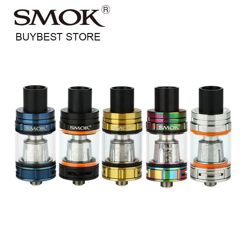 100% Original SMOK TFV8 Baby Beast Tank 3ml Top-filling Adjustable Airflow TF-V8 Baby Atomizer For 200W Alien/Stick V8/OSUB 80W