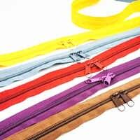 5 meter 5 # Nylon Spule Reißverschlüsse Für DIY Nähen Taschen Schuhe Bekleidungs Zubehör 24 Farben Erhältlich