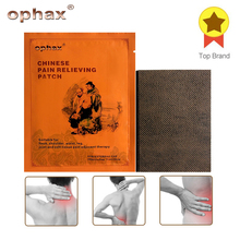 цены OPHAX 5pcs/bag Medical Plasters Chinese Rheumatism Joint Muscle Back Pain Patch Herbal Relief Pain Patch Health Care Products