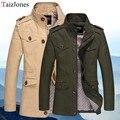 Мужчины куртки мужские пальто модной одежды горячей продажи осенью пальто и пиджаки весна зима Бесплатная доставка оптовая торговля розничная торговля воротник