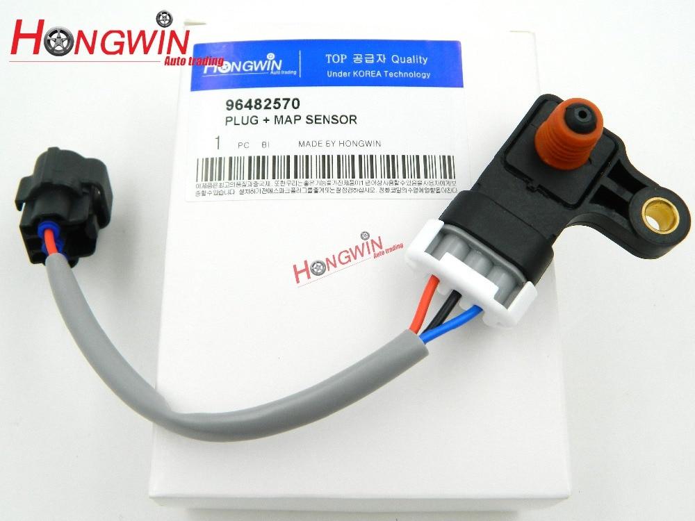 Manifold Absolute Pressure MAP Sensor For Chevrolet Aveo Kalos Matiz