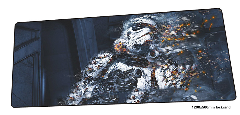 лучшая цена star wars mouse pad 1200x500mm mousepads Mass pattern gaming mousepad gamer cute large personalized mouse pads keyboard pc pad