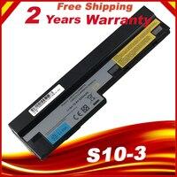 HSW 4400 mAh 11 1 v batería del ordenador portátil para Lenovo IdeaPad S100 S10 3 S205 S110 U160 S100c S205s U165 L09S6Y14 L09M6Y14 6 celdas|Baterías para ordenador portátil| |  -