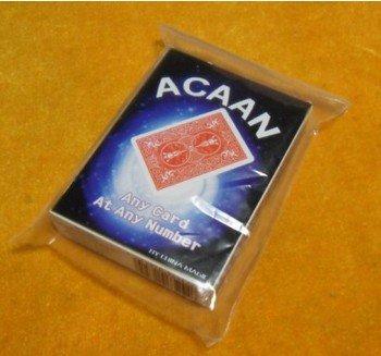 Any Card At Any Number of Luchen Version magic tricks card magic illusions card tricks novelties
