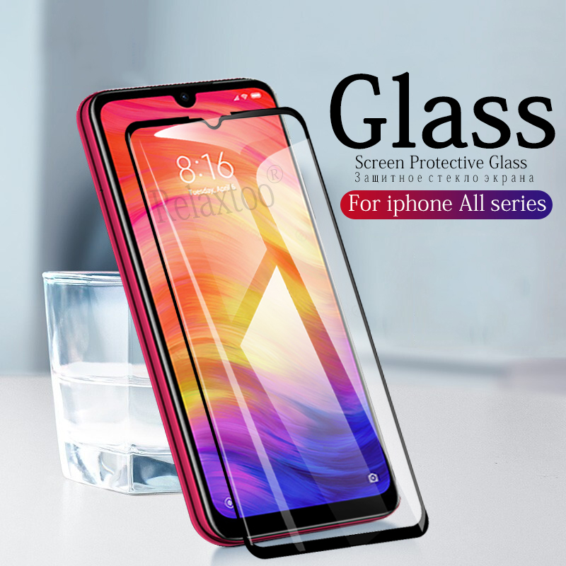 Screen Protector Redmi Note 7 Tempered Glass For Xiaomi Redmi Note 7 Protective Glass Redmi Note7 Safety Film Xiomi Readmi Not 7