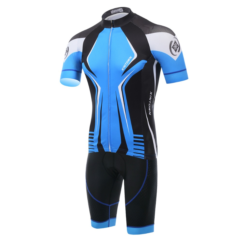 ФОТО XINTOWN 2016 Summer Styles Cycling Clothes Short Sleeve Sets Top Quality Cycling Jerseys Customized ropa ciclicimo ST262