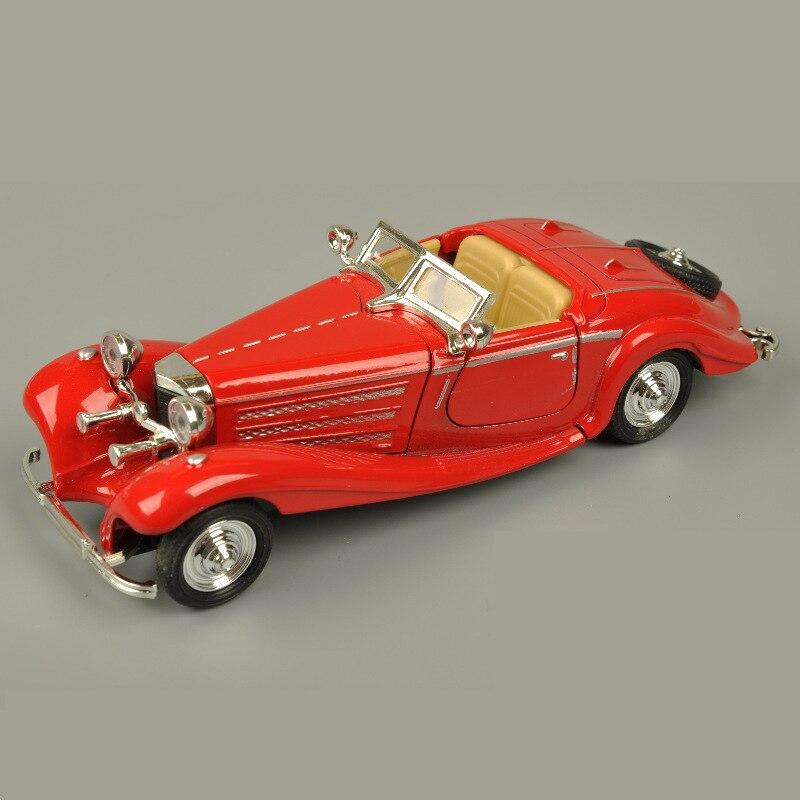 Veículos Miniatura e de Brinquedo modelo de carro clássico retro Navio/embarcação : Outros