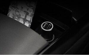Image 5 - オリジナル xiaomi QC3.0 車の充電器 xiaomi 5 V/3A デュアル Usb 急速充電器 9 V/2A 12 V/ 1.5A mi クイック車の充電器 + 2A Magcle ケーブル