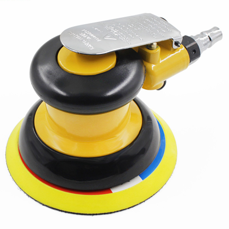 5 Inch Pneumatic Sanders 125mm Sander Air Eccentric Track Sanders Cars Polishers Air Tools5 Inch Pneumatic Sanders 125mm Sander Air Eccentric Track Sanders Cars Polishers Air Tools