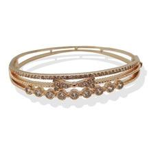 Bangles bracelets for women pulseira luxury jewellery color gold silver bracelet bangle