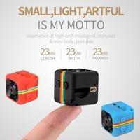 Gizcam Multifunction Mini Camera SQ11 HD 1080P Camcorder HD Night Vision Aerial Sports Mini DV Voice