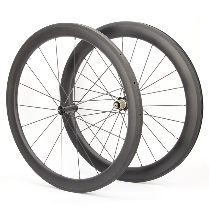 Full Carbon Road Wheels Carbon Bike Wheel Clincher 50mm R36 Hub G3 Building Bicycle Wheel Carbon Wheelset Basalt Braking Surface carbon road wheel ceramic bike hub 700c 88mm clincher racing wheel wholesale carbon road racing wheel