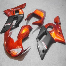 Motorcycle Fairing kit for YAMAHA YZFR6 98 99 00 01 02 YZF R6 YZF600 1998 2000 2002 ABS black Fairings set(China)
