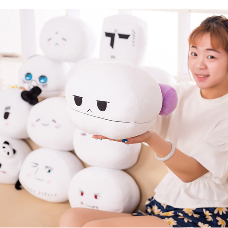 25cm Height Soft Plush Hetalia APH Axis Doll Toy Kids Sleeping Back Cushion Cute Stuffed Elephant Baby Accompany Doll Xmas Gift
