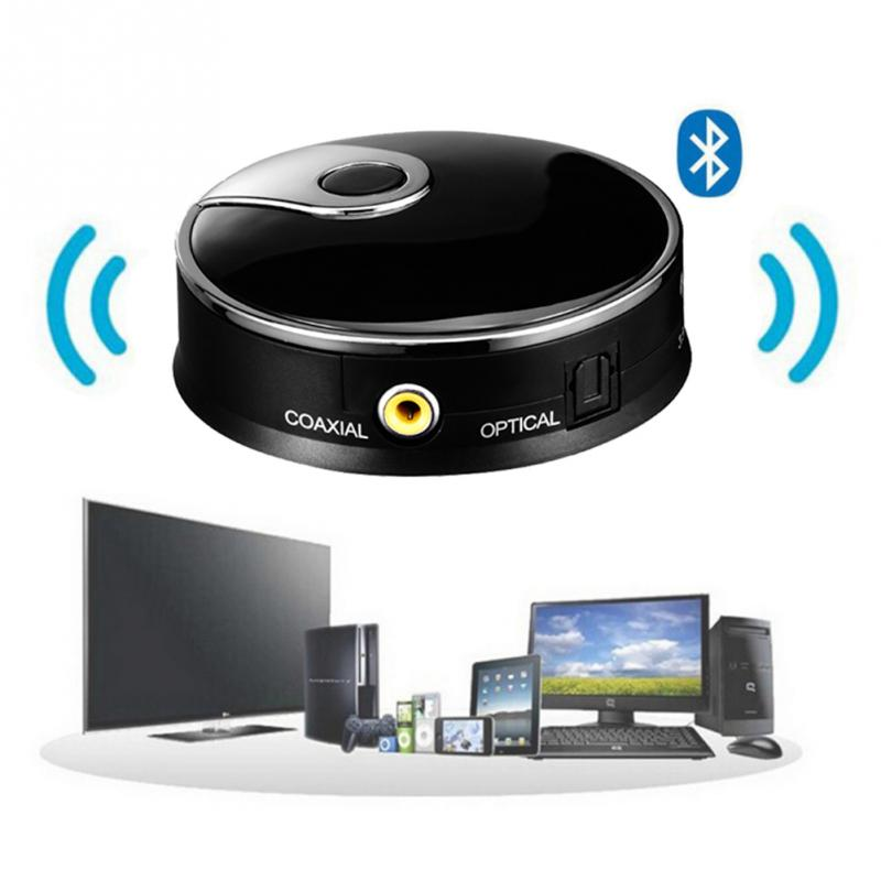 3.5Mm AUX Wireless Bluetooth Transmitter Audio Stereo Music Home Optical Coaxia For Smart TV Game Box