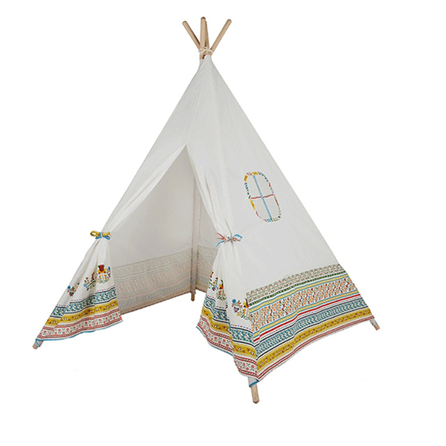 Free Love @4-poles kids play tent indian teepee playhouse kids game room  sc 1 st  AliExpress.com & Free Love @4 poles kids play tent indian teepee playhouse kids ...