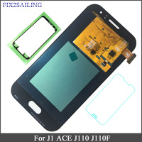 FIX2SAILING For Samsung Galaxy J1 Ace J110 SM J110F J110H J110FM LCD Display Touch Screen Digitizer Assembly For J110 J110F LCD