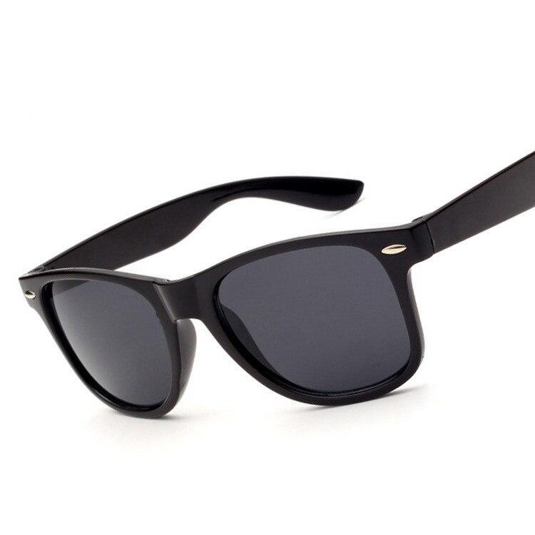 8 Colors Foldable Sunglasses With original BOX Folding Glasses With Case Men Women Brand Design Mirrored Sun Glasses Folded