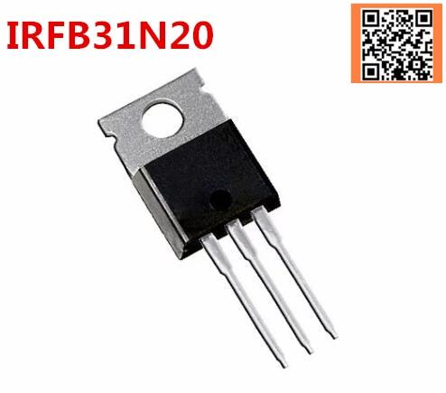 5PCS IRFB31N20D FB31N20D TO-220 Power Mosfet Transistor