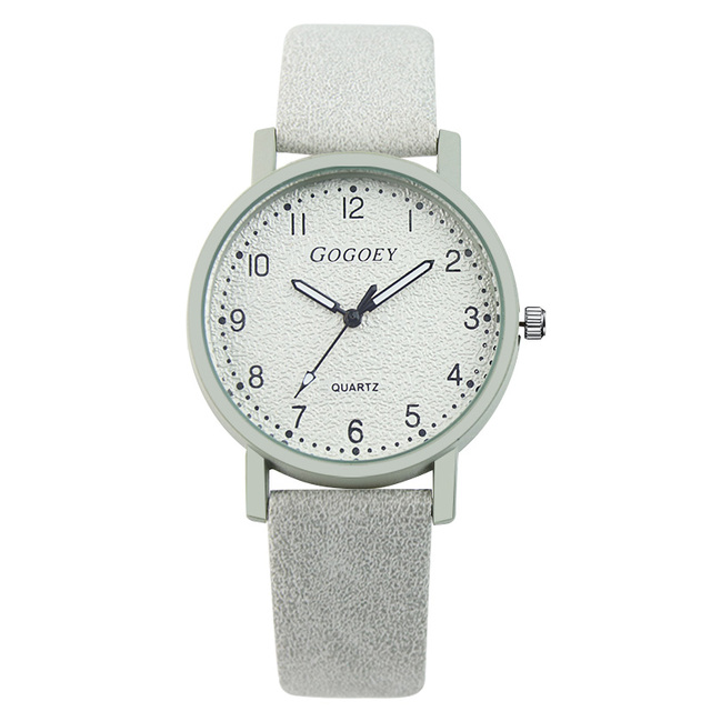 Gogoey Brand Women's Watches Fashion Leather Wrist Watch Women Watches Ladies Watch Clock Mujer Bayan Kol Saati Montre Feminino 1