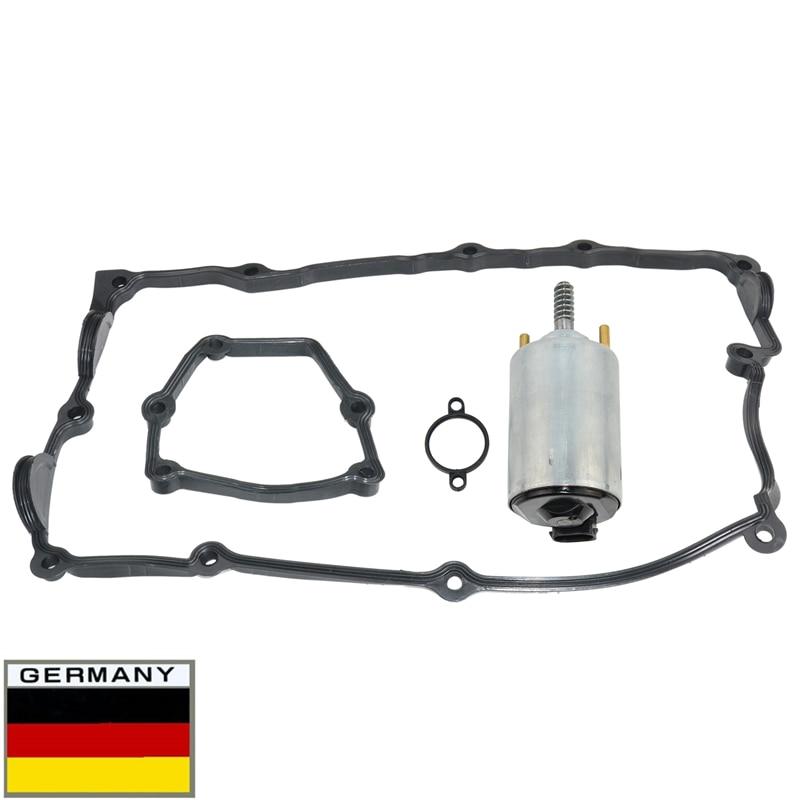 AP03 новый клапан привода двигателя VVT и прокладка крышки коромысла для BMW E87 E88 E46 E90 E91 E83 Z4 N46 11377509295 11377548387